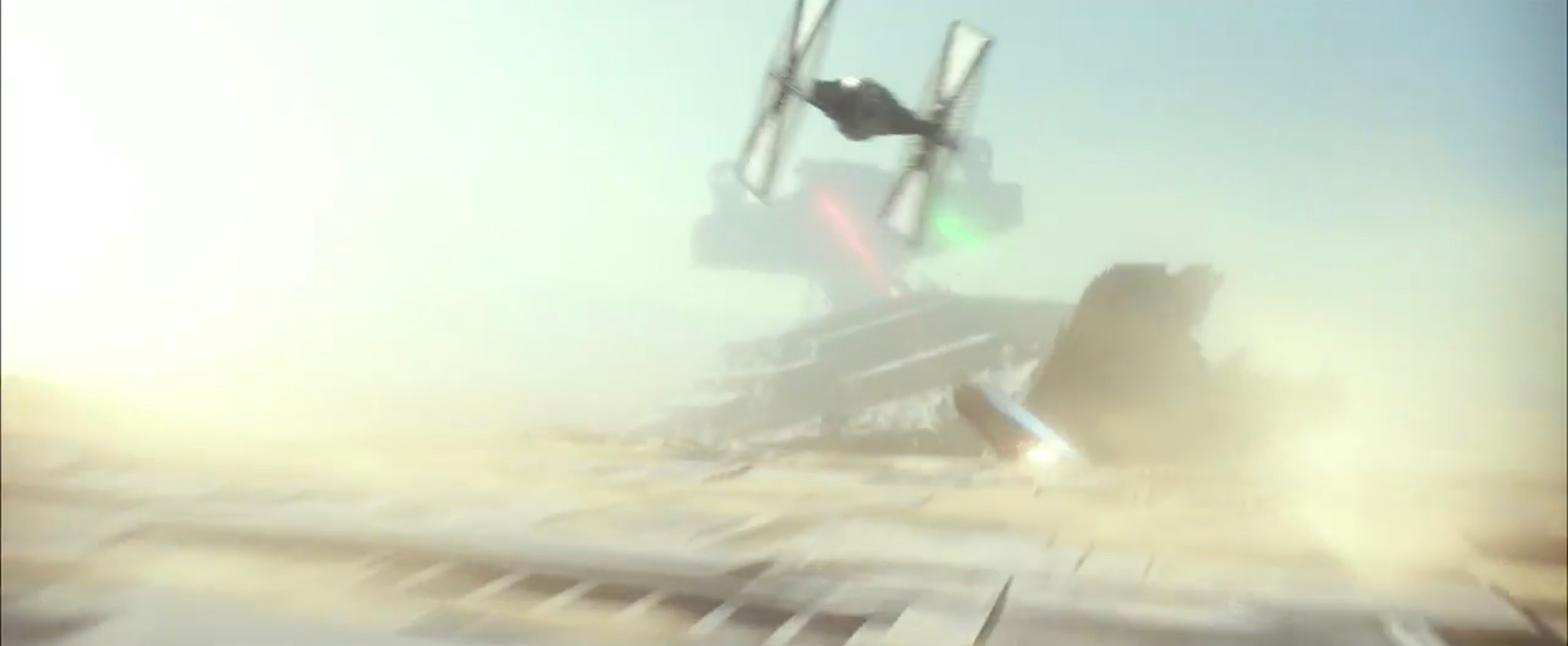 Star Wars VII Trailer Analysis - 7 of 20